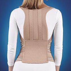 Florida Orthopedics Soft Form Posture Control Brace - #16-900500 - Size Medium