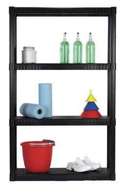 Plano Molding 93741 4 Shelf Utility Shelving