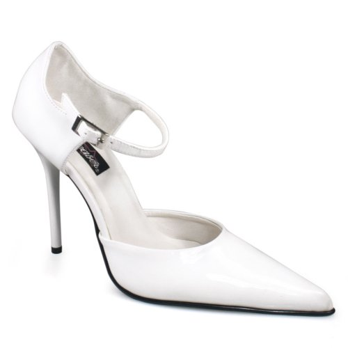 MILAN-25, 4 1/2 D'Orsay Style Mary Jane Pump in Leather or Patent by Pleaser