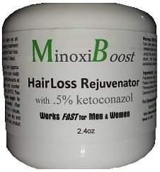 Thinning Hair Loss Treatment for Both Men & Women
