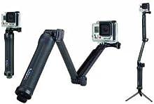 Comprar GoPro Cam 3 salidas Soporte - Agarre / Brazo / Trípode Uni / patrón tamaño Uni