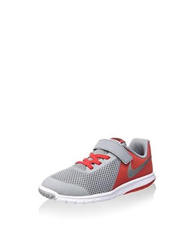 Nike Zapatillas 844996-004 Gris / Rojo