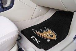 Fanmats Nhl Anaheim Ducks Nylon Face Carpet Car Mat front-377220