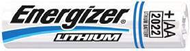 Energizer AA Lithium Batteries - 24-Pack Bulk
