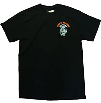 Sons of Anarchy Charging Reaper T-shirt (SMALL)