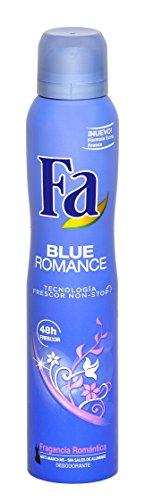 Fa Deodorante, Blue Romance, 200 ml