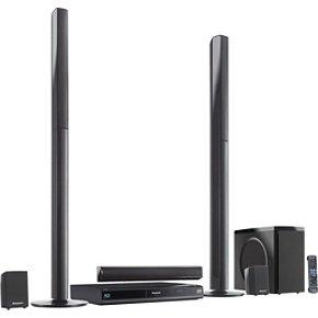 Panasonic SC-BTT750 5.1 Channel 3D Blu-Ray Cinema Surround Home Entertainment System (Black)