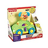 Fisher Price- Puppy's Learning Car