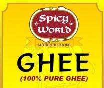 Pure Butter Ghee - Indian Clarified Butter - 16oz from Spicy World