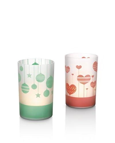 Philips Candles Special Moments Set De 2 Velas Con Divertidos Diseños