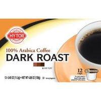 HyTop Dark Roast K-Cups (Case of 6) from HyTop