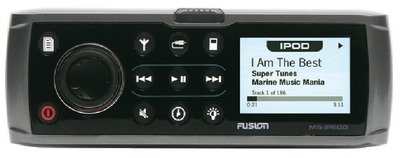 Fusion MS-IP600G, iPOD Dock/AUX/AM/FM/ Marine Stereo Receiver