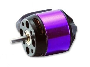Hacker A20-20L EVO Brushless Outrunner RC Motor, 55g, 200W, 1022 RPM/Volt