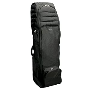 ProActive Tee To Tarmac 2 Rolling Golf Bag Travel Cover (Black) by ProActive