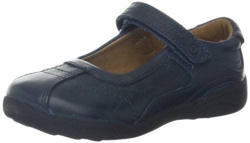 Stride Rite Claire 525 Flat (Toddler/Little Kid/Big Kid),Navy,9 Xw Us Toddler front-794195