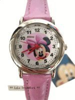 Disney Minnie Mouse Wrist Watch - Pink