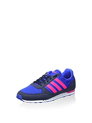 adidas Zapatillas City Racer (Azul)