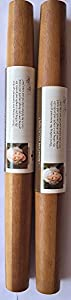 Paula Deen Signature Pantryware Wooden Rolling Pin, Pack of 2