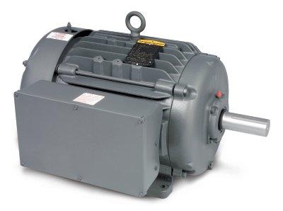 Baldor 15 Hp Single Phase Electric Motor