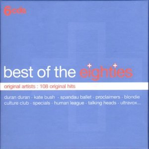 Best Of The Eighties 6cd Box Set By Various Artists