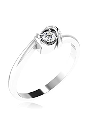 Friendly Diamonds Anillo FDR8843Y (Oro Blanco)