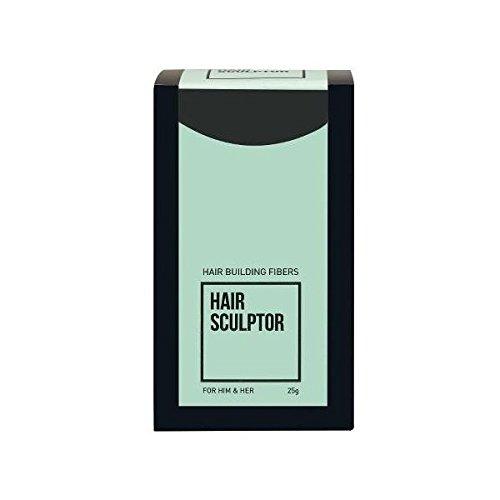 Sibel Fibra Capillare per scolpire i Capelli, Nero - 25 ml