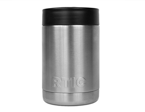 RTIC Stainless Steel Can Cooler 12oz (Coffee Cooler compare prices)