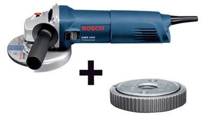 bacea12bf64634 Bosch - Ensemble meuleuse d angle filaire 125 mm gws 1400 avec ecrou -