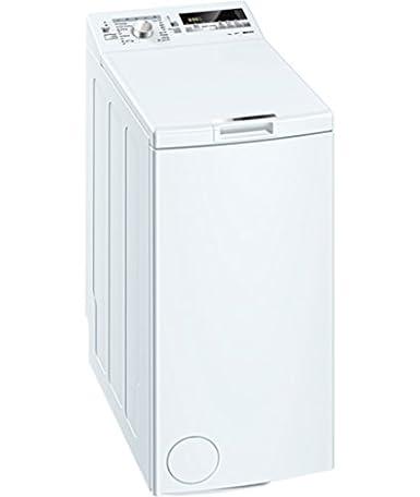 Siemens WP12T287FF Freestanding 7kg 1200tr/min A+++ Blanc Top-load machine à laver - machines à laver (Autonome, A+++, C, Blanc, Top-load, Haut)