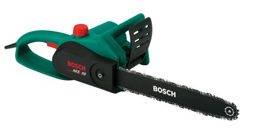 Bosch AKE 40 Chainsaw (40 cm Bar Length)