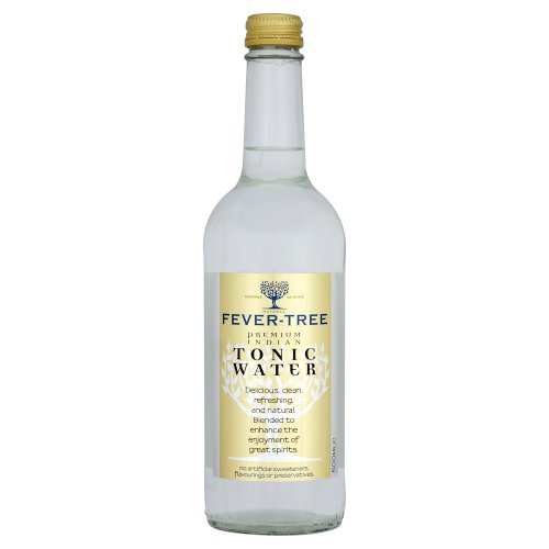 Fever-Tree Premium Tonic Water, 16.9-Ounce (Pack of 8)
