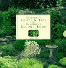 img - for Gardener's Hints and Tips & Gardener's Record Book by Antony Atha (1997-03-03) book / textbook / text book