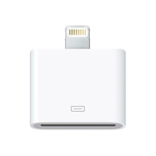 Apple MD823ZM/A Adattatore Lightning, 30 pin, Bianco