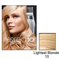 Hair 10 Perfect color lightest blonde pictures