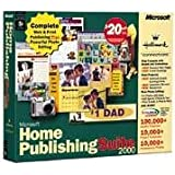 Microsoft Home Publishing Suite 2000