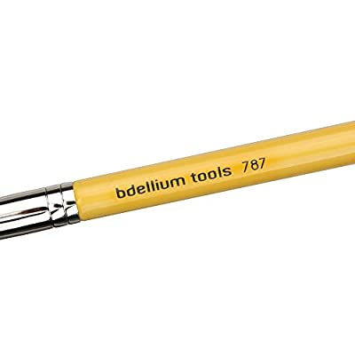 Bdellium Tools Studio Line DF Large Tapered Blending Brush, Yellow