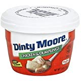 Dinty Moore Chicken & Dumplings 7.5 oz (Pack of 12) by Dinty Moore