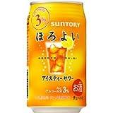 サントリーチューハイ  ほろよい アイスティサワー 350ML × 24缶