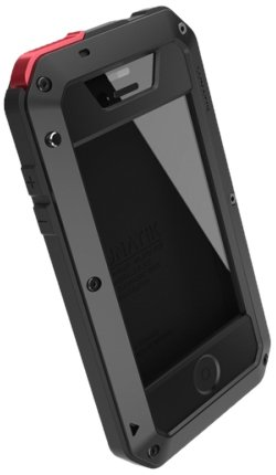 Lunatik TPBBR-030G Taktik Extreme Case for iPhone 4/4S – 1 Pack – Retail Packaging – Black -Best Deals And Discounts 2013
