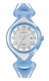 Speedo Analog Backlight White Dial Women's watch #SD50618BX