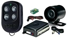 PYLE PWD203 6-Relay Vehicle Security System with Code Encryption