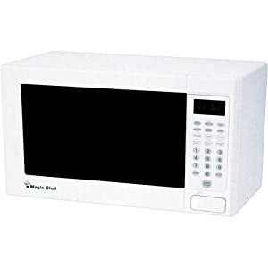 ... Microwave Oven ( White ): Countertop Microwave Ovens: Kitchen & Dining