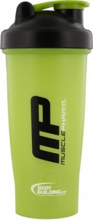 MusclePharm Blender Bottle – 28 Oz. – Green – Exclusive