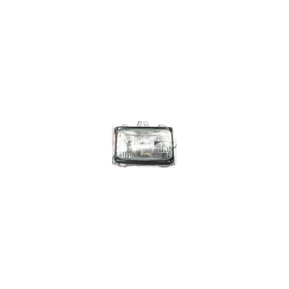 81 87 CHEVY CHEVROLET FULL SIZE PICKUP fullsize HEADLIGHT LH (DRIVER SIDE) TRUCK, Dual H/L Assy Outer (1981 81 1982 82 1983 83 1984 84 1985 85 1986 86 1987 87) 89 113 16503162