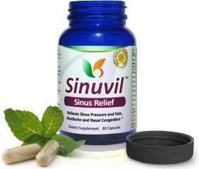 Sinus Infection Natural Remedy - Sinuvil