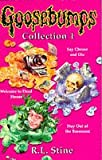 R. L. Stine Goosebumps Collection: Welcome to the Dead House (Goosebumps Collections)