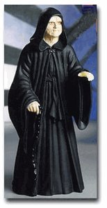 Picture of Applause Star Wars Collectible Vinyl Emperor Figure (B000BPN4YI) (Star Wars Action Figures)