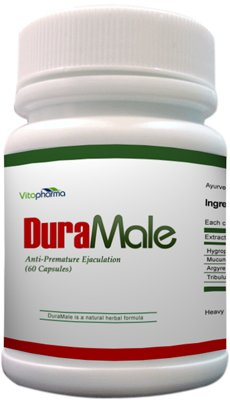 Duramale 1 Bottle Premature Ejaculation Longer Stamina Enhancement Penis