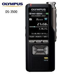 Olympus Ds-3500 Professional Dictation Digital Voice Recorder