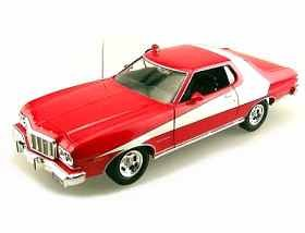 Rc2 1/18 Ford Torino Starsky  &  Hutch Ready Made Diecast Car